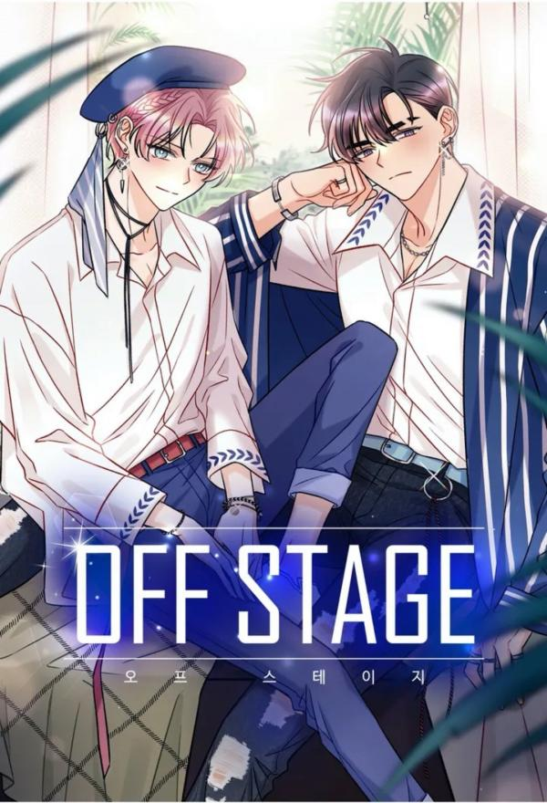 off-stage